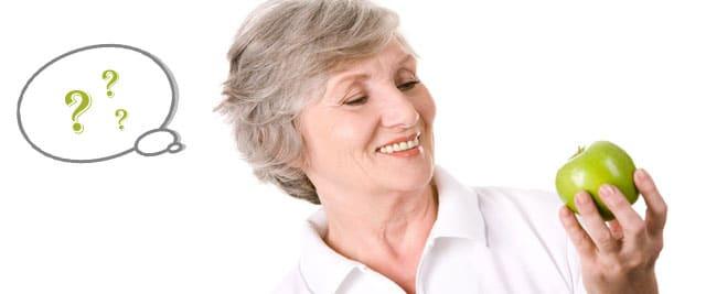 Parler et manger avec une nouvelle prothèse dentaire