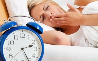 Apnée du sommeil?