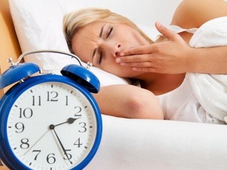 Apnée du sommeil - fatigue