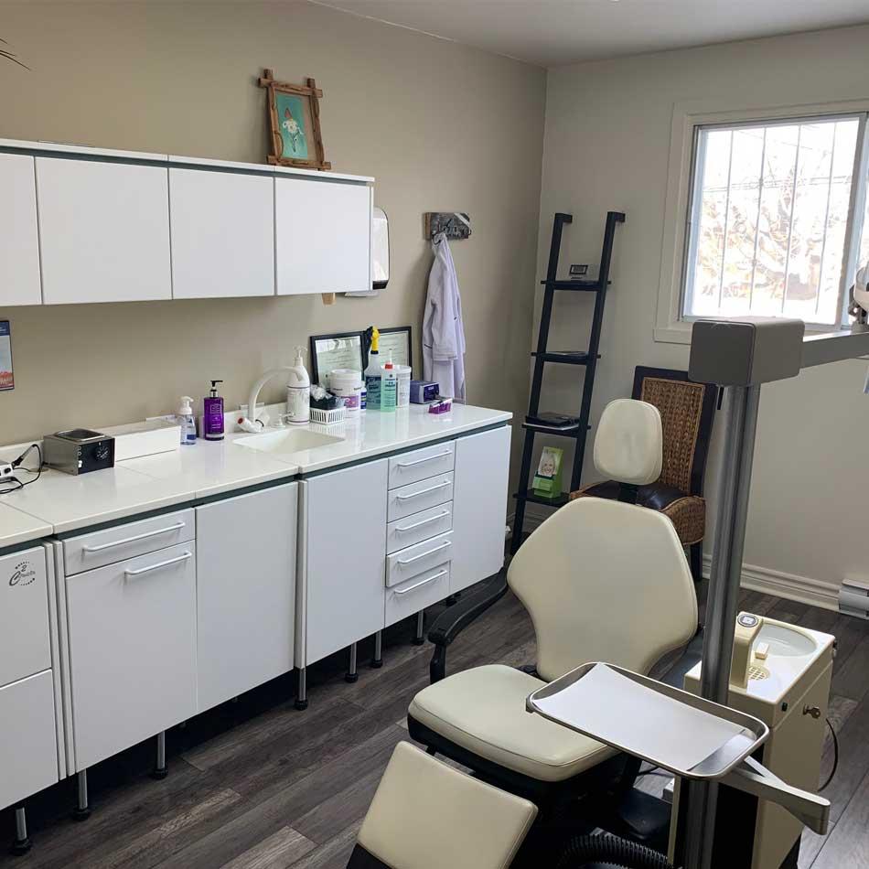 Denturologistes du Quartier - Salle de consultation 2